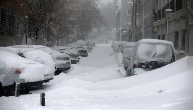В Іспанії зросла кількість загиблих унаслідок шторму Філомена