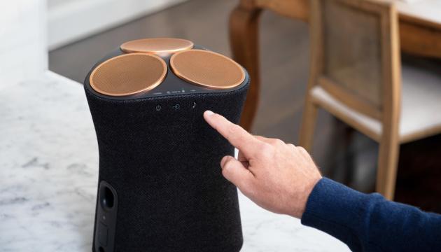 «Живий» звук: Sony анонсувала колонки з технологією 360 Reality Audio