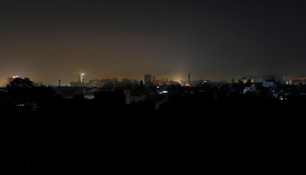 Блэкаут в Пакистане: почти вся страна осталась без света