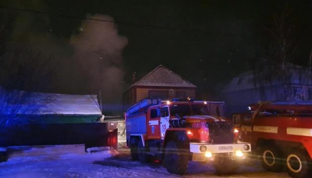 Власницю згорілого приватного пансіонату для літніх людей у РФ затримали