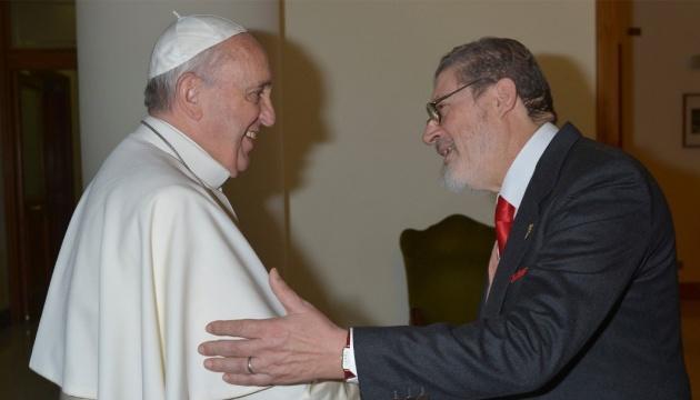 Особистий лікар Папи Римського помер від ускладнень коронавірусної хвороби