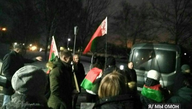 У Білорусі акції протесту почалися з самого ранку
