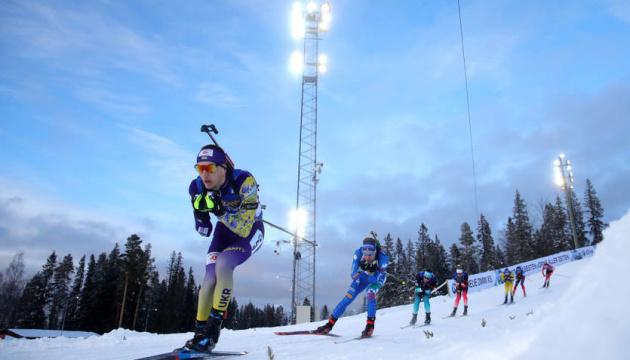 Україна посіла 10 місце у міксті Кубка світу з біатлону в Обергофі