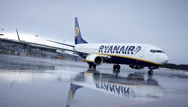 Ryanair resumes flights from Odesa to Wroclaw and Katowice