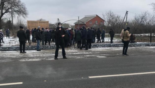 На Харківщині «тарифні» акції протесту пройшли в 14-ти населених пунктах