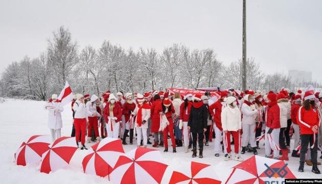 На воскресных протестах в Минске задержали более 160 человек