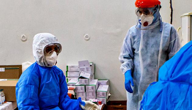 Ucrania notifica 4.288 nuevos casos de COVID-19