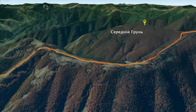 Для маршрутов пешеходного туризма в Карпатах создадут 3D-анимации