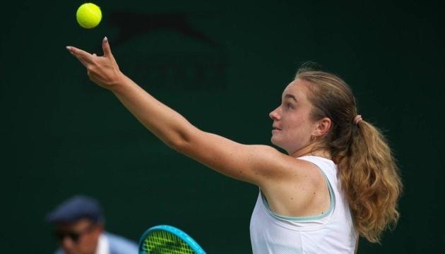 Снігур програла в дебютному матчі кваліфікації Australian Open