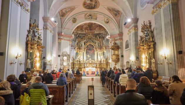 Українці в Угорщині відзначили Різдво