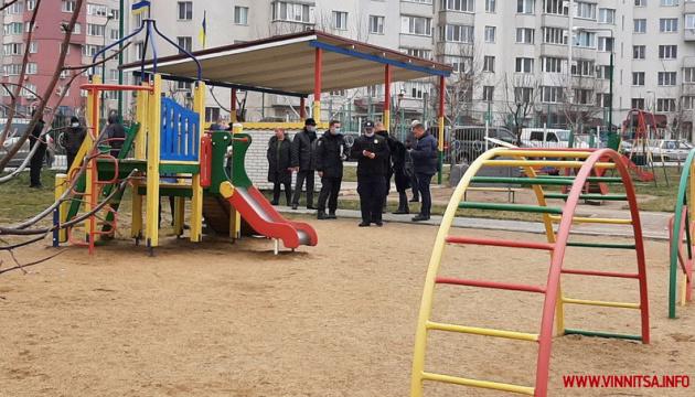 Explosion auf Gelände von Kindergarten in Winnyzja: Drei Kinder bekommen leichte Verbrennungen