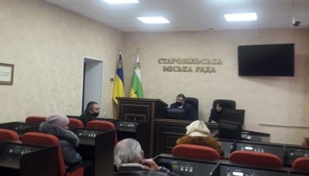 Міська влада підтримала жителів Старобільська, які протестують проти підвищення тарифів
