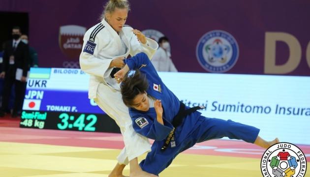 Білодід виграла «бронзу» на турнірі Masters в Катарі