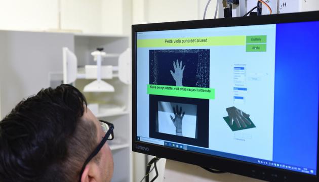 У Фінляндії розробляють переносний рентген-апарат