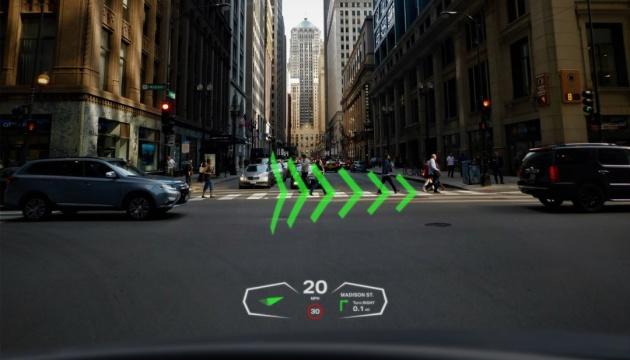 Навигация на лобовом: в Британии разрабатывают голографические дисплеи для авто