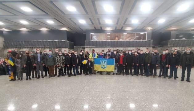 Українські моряки почали тренування на катерах Island