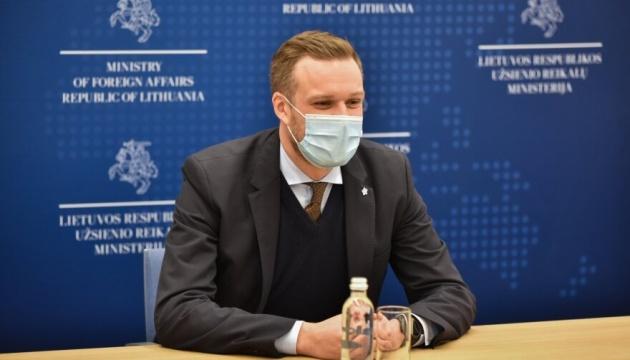 МЗС Литви заявило про готовність офіційно змінити найменування Білорусі