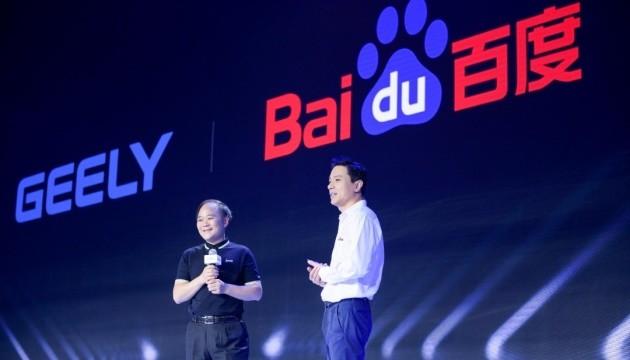Китайська пошукова компанія та Geely збираються створювати електромобілі