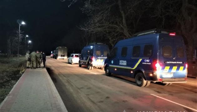 На Рівненщині силовики почали масштабну операцію проти «чорних копачів» бурштину