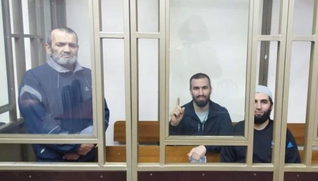 露裁判所、クリミア住民3名に13〜18年実刑判決