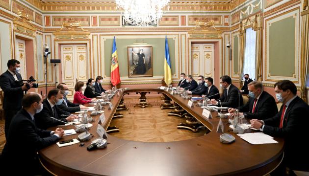 Позиція України щодо Придністров'я незмінна — Зеленський