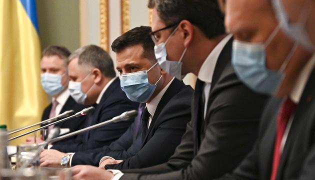 Україна і Молдова створять Президентську раду - Зеленський