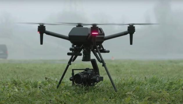 Sony показала дрон зі штучним інтелектом