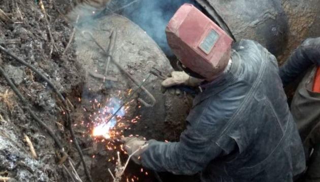 В Донецкой области завершили ремонтные работы на водопроводе «Горловка-Торецк»
