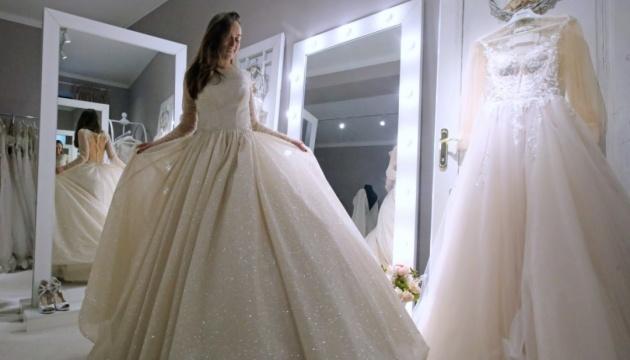 Де купила весільну сукню ангольська принцеса?