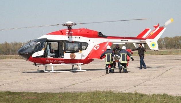 В Украине создадут систему аэромедицинской эвакуации тяжелобольных
