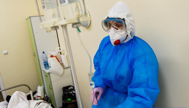 В Україні - 3285 нових випадків коронавірусу