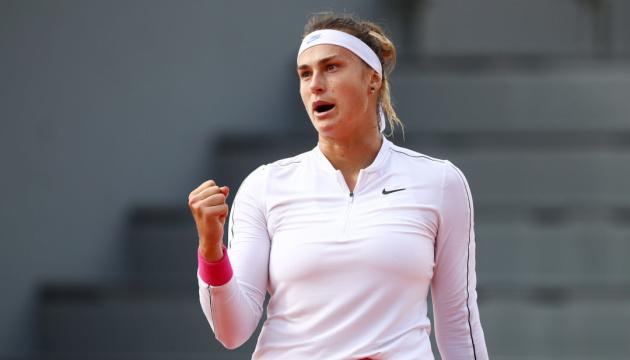 Белорусская теннисистка Соболенко выиграла турнир WTA в ОАЭ