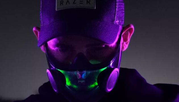 Компанія Razer показала «розумну» маску