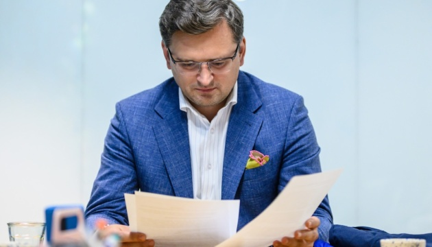 Kuleba believes US participation in Donbas talks would be effective in any format