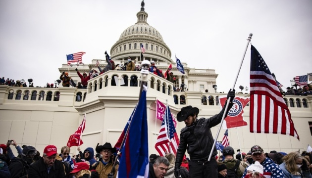 Volodymyr Zelensky qualifie les émeutes au Capitole de «coup dur» à la démocratie américaine