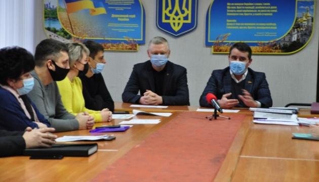 У міськраді Слов'янська знову не змогла зібратися робоча група з питань бюджету