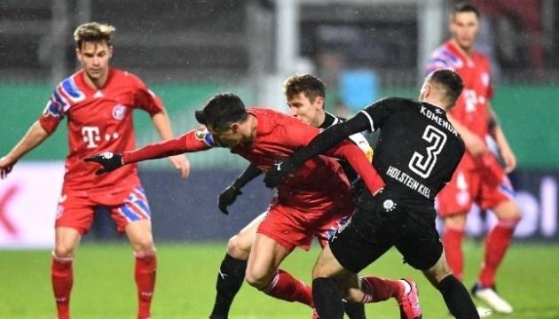 «Бавария» впервые за 17 лет вылетела из Кубка Германии от клуба второй лиги