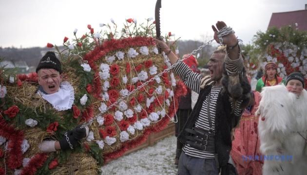 ブコヴィナ地方の新年マランカ祭、ユネスコ無形文化遺産登録提案を検討