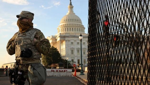 Центр Вашингтона уже перекрыли к инаугурации Байдена