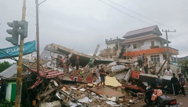 No information about Ukrainians among Indonesia earthquake victims – Foreign Ministry