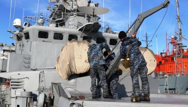 Повна бойова готовність: на кораблях ВМС проходять навчання