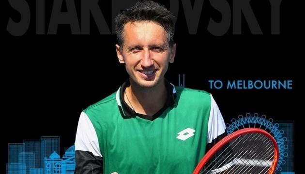 Стаховський: Дякую за роботу в умовах пандемії команді Australian Open