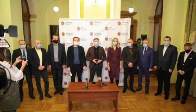 Опорним лікарням Львівщини передали сучасне діагностичне обладнання