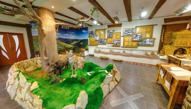 На Прикарпатті оцифрували туристичні атракції ще двох нацпарків