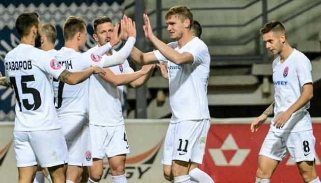 «Заря» в товарищеском матче проиграла польскому «Пясту»