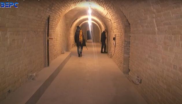 Луцькі підземелля готують до відкриття для туристів