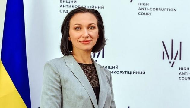 Глава ВАКС уверяет, что не общалась с судьей Вовком во время неформального мероприятия
