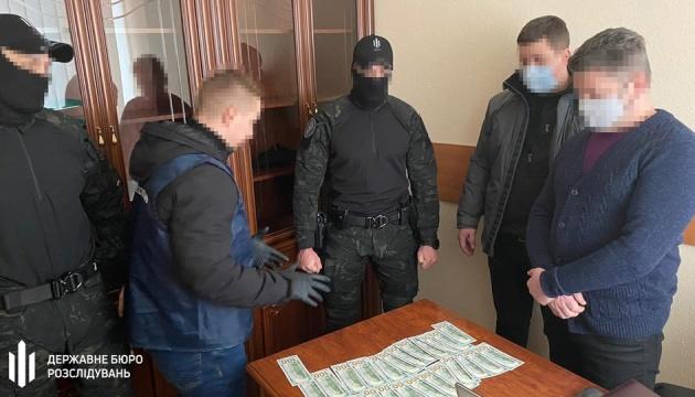 Руководителей Нацагентства по аккредитации поймали на взятке