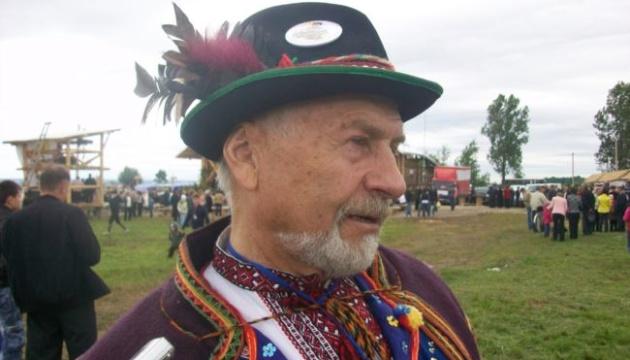 У СФУЛО привітали з 85-річчям зберігача лемківської культурної спадщини Степана Криницького