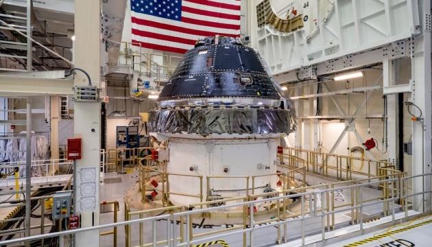 Корабель Orion підготували до місячної місії NASA